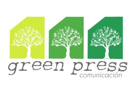 Green Press Comunicacion Logo
