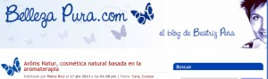 Blog Beatriz Peña
