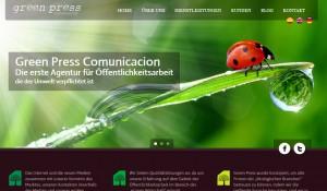 Green Press en alemán