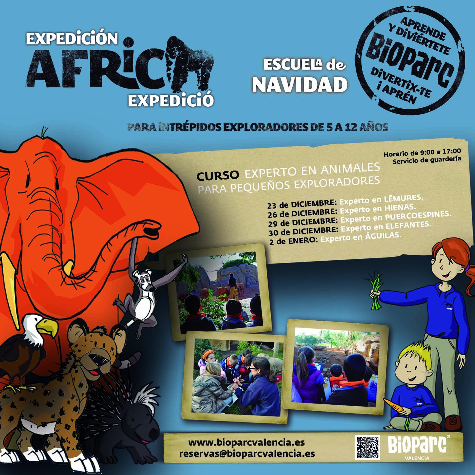 Expedición África Navidad 2014